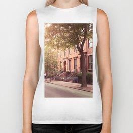 Brooklyn Heights neighborhood take me back Biker Tank