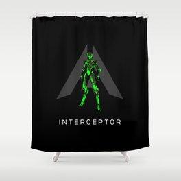 Interceptor Shower Curtain