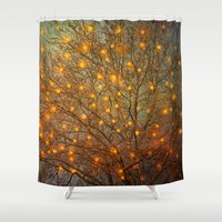 philippines Shower Curtains featuring Magical 02 by The Last Sparrow