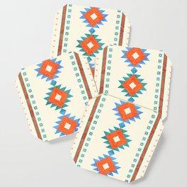 geometry navajo pattern no3 Coaster