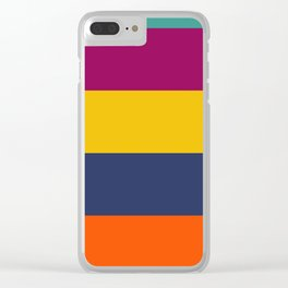 SIDEWAYS FOR YOU Clear iPhone Case