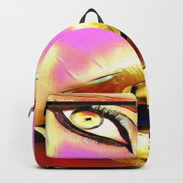 Golden Kiss Backpack