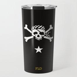 Jolly Roger Travel Mug