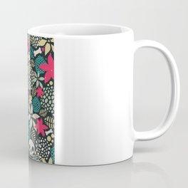 Skulls and flowers. Coffee Mug