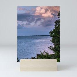 Lake Erie Mini Art Print