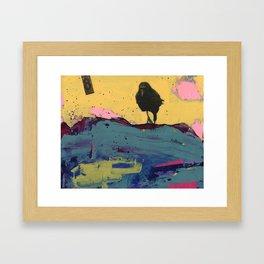 Follow 8 Framed Art Print