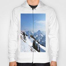 Winter Paradise in Austria Hoody