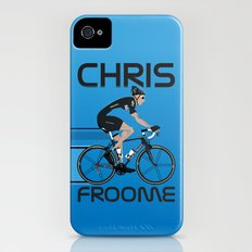 Chris Froome iPhone (4, 4s) Slim Case