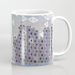 Triangled Skyline Coffee Mug