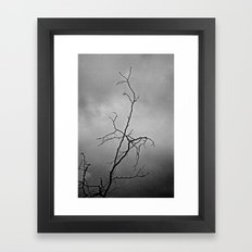 Horror Movie Framed Art Print