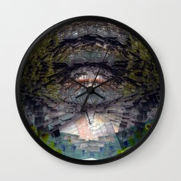Hurtling in a void despite obstinate machinations, 2. Wall Clock