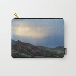 Red Rocks at Dusk Carry-All Pouch