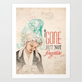 Dodo Love Art Print