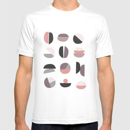 Pastel Geometry 4 T-shirt