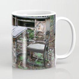 Fine Dining in the Mountains of Colorado Coffee Mug