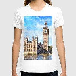 Big Ben, London  T-shirt