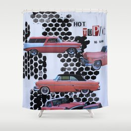 Hot Topic Shower Curtain