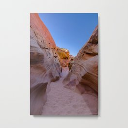 Colorful Canyon, Valley of Fire State Park Metal Print