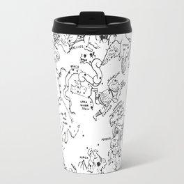 Zodiac Square 1 Travel Mug