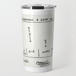 Screaming Travel Mug