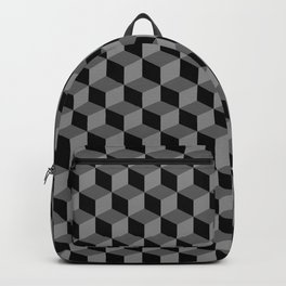 Stacked Cubes GS Backpack