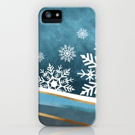 Winter Night iPhone Case