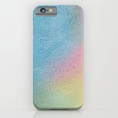 Rainbow Paddle Pop Slim Case iPhone 6s