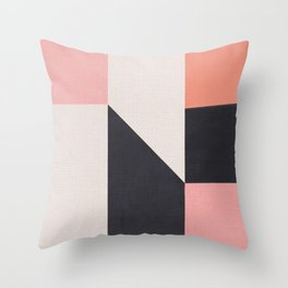 Buttress Throw Pillow