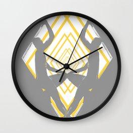 Sans Titre Wall Clock