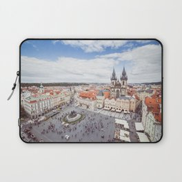 Old Town Square in Prague Laptop Sleeve