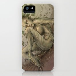The Mandrake iPhone Case