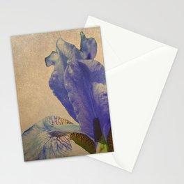 Antique Iris Stationery Cards