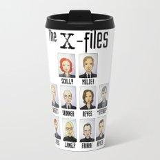 X FILES Travel Mug