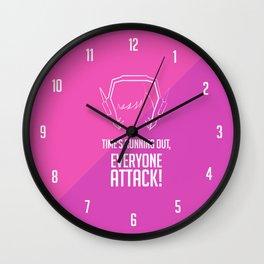D.VA Wall Clock