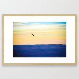 Flight 12 Framed Art Print