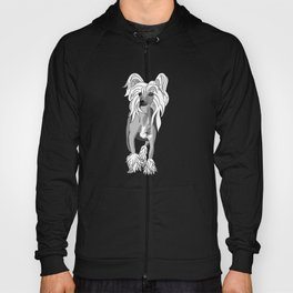 Sassy Chinese Crested Hoody