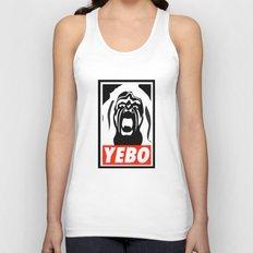 YEBO-UWS Unisex Tank Top