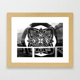 City Feels 2  Framed Art Print