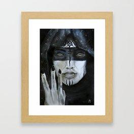 Trolldom Framed Art Print