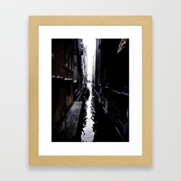 Sliver. Framed Art Print