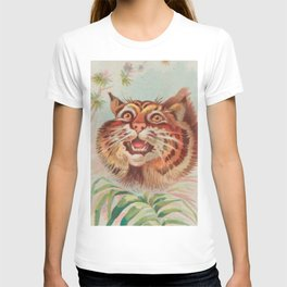 American Wild Cat by A&G T-shirt