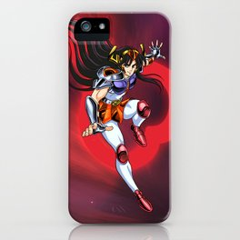 Caballero de Marte iPhone Case