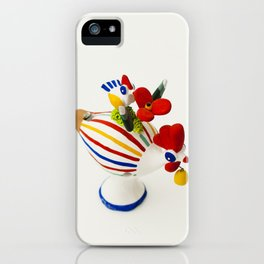 Cuckoo from Matera iPhone Case