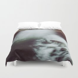 Guadalupe Wave Duvet Cover
