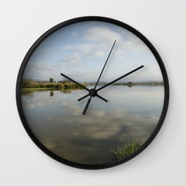 Sky to Sky Wall Clock