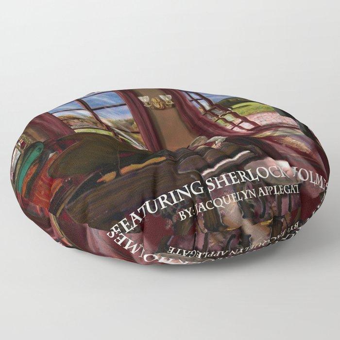 Selena Jones & Sherlock Holmes: Trial and Error Floor Pillow