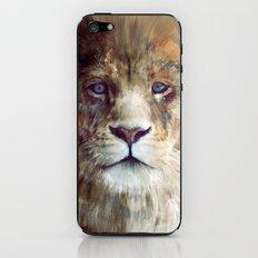 Lion // Majesty iPhone & iPod Skin