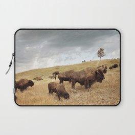 Buffalo Picture Laptop Sleeve