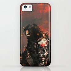 Blood in the Breeze iPhone 5c Slim Case