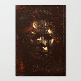 Halloween Poster Canvas Print